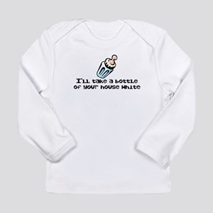 House White Long Sleeve T-Shirt
