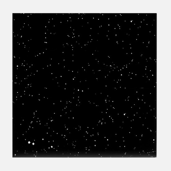 Space: Starfield Tile Coaster