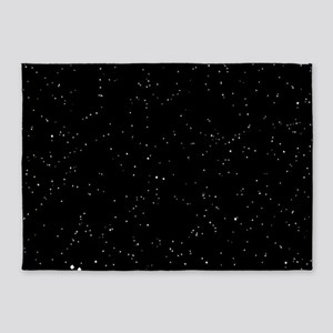 Space: Starfield 5'x7'Area Rug