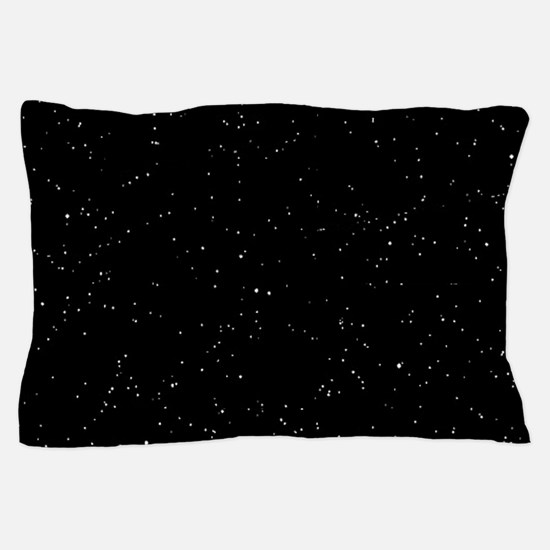 Space: Starfield Pillow Case