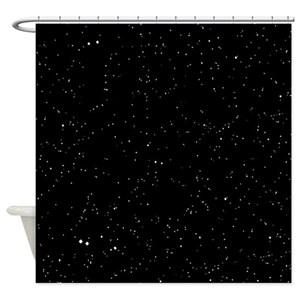 Astronomical Shower Curtains