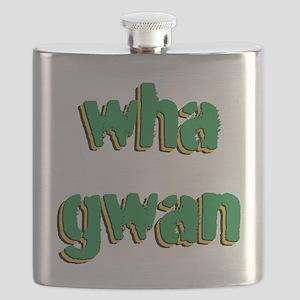 Wha Gwan Flask