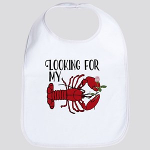 Looking for my Lobster Baby Bib