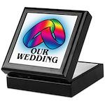 OUR WEDDING Keepsake Box