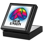 OUR UNION Keepsake Box