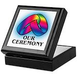 OUR CEREMONY Keepsake Box