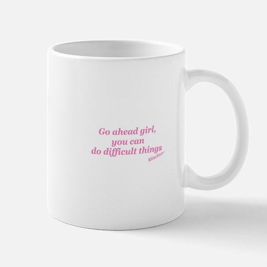 GoAheadGirl Mugs