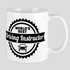 World's best driving instructor Mugs