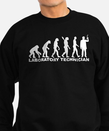 Evolution laboratory technician Sweatshirt