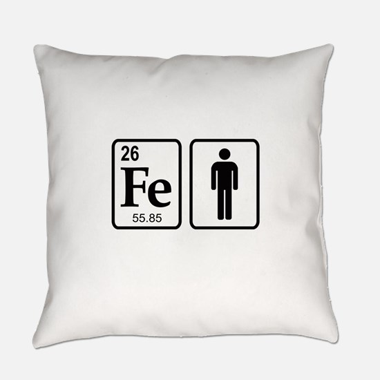 Ironman Element.png Everyday Pillow
