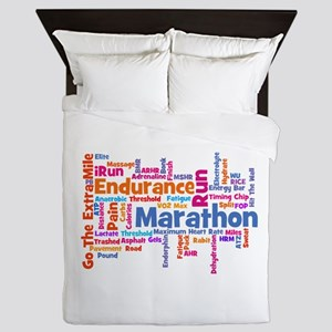 Marathon Womens Queen Duvet