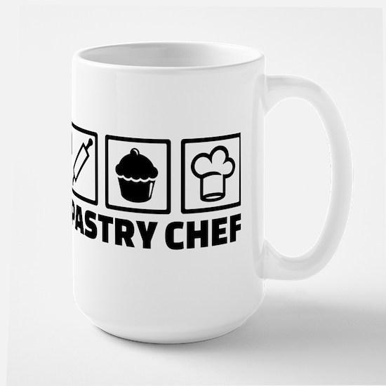 Pastry chef Mugs