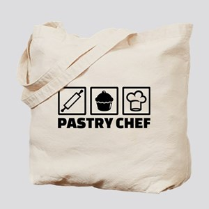 Pastry chef Tote Bag