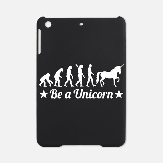 Evolution be a unicorn iPad Mini Case