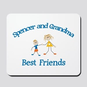 Spencer's Up To No Good  Mousepad