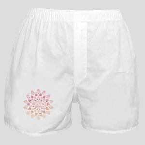 Beer Hop Mandala Boxer Shorts