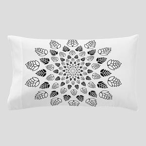 Hop Mandala Pillow Case