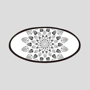 Hop Mandala Patch