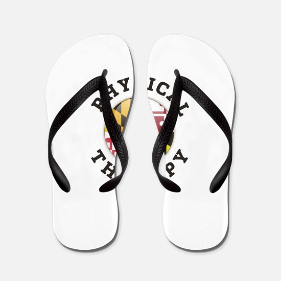 MD Physical Therapy Flip Flops