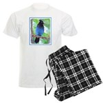 Steller's Jay Men's Light Pajamas