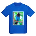 Steller's Jay Kids Dark T-Shirt