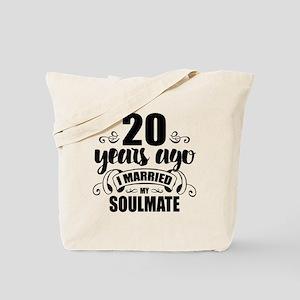 20th Anniversary Tote Bag