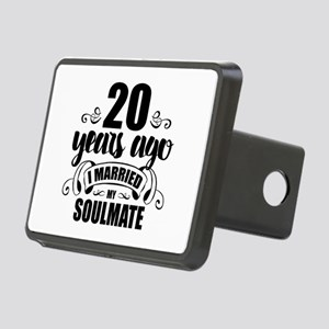 20th Anniversary Rectangular Hitch Cover