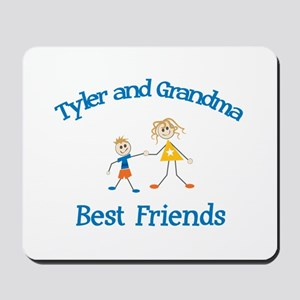 Tyler's Up To No Good  Mousepad