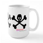 Skull'n'Crossbones Large Mug