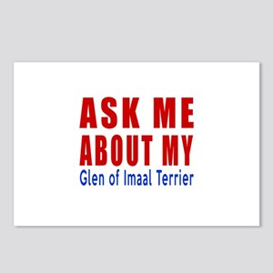 Ask Me About My Glen of I Postcards (Package of 8)