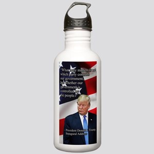 PRES45 WHAT TRULY MATT Stainless Water Bottle 1.0L