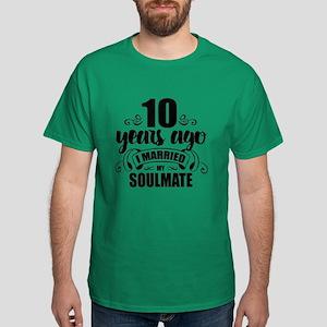 10th Anniversary Dark T-Shirt