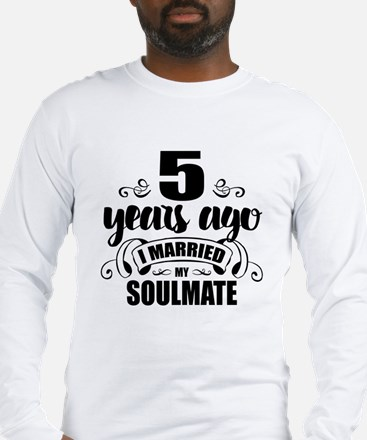 5th Anniversary Long Sleeve T-Shirt