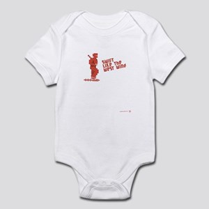 Ninja Skills Stealthy Infant Creeper (front only)
