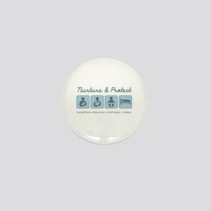 Attachment Parenting Mini Button