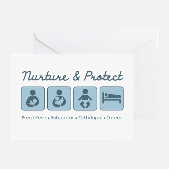 Attachment Parenting Greeting Cards (Pk of 10)