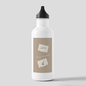 Custom Music Cello Water Bottle