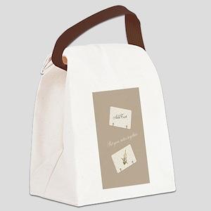 Custom Music Cello Canvas Lunch Bag