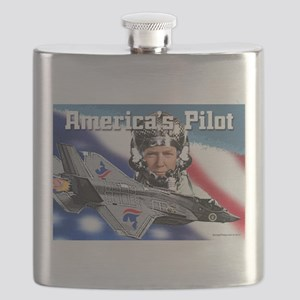 America's Pilot Flask