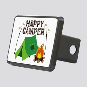 Happy Camper Hitch Cover