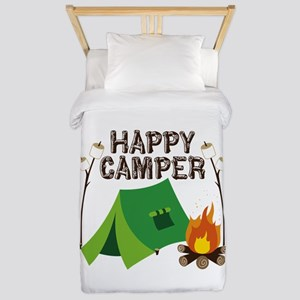 Happy Camper Twin Duvet