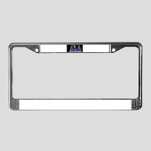Michelle Obama License Plate Frame