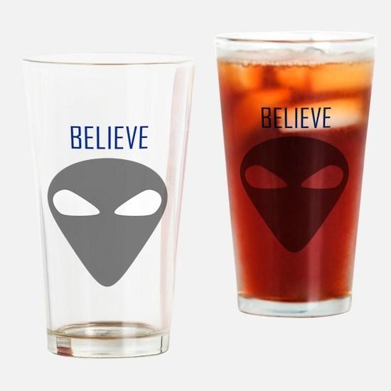 Unique Disclosure Drinking Glass