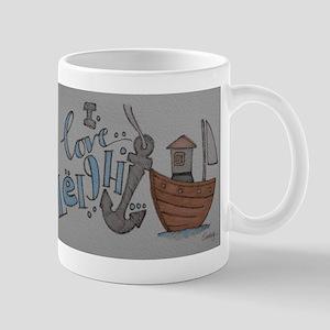 i love leigh on sea Mugs