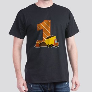 Construction 1st Birthday T-Shirt