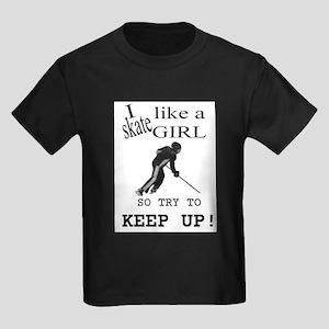 Skate like a girl T-Shirt