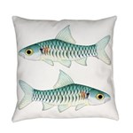 Congo Barb Everyday Pillow