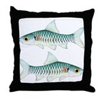 Congo Barb Throw Pillow