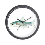 Congo Barb Wall Clock