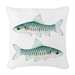 Congo Barb Woven Throw Pillow